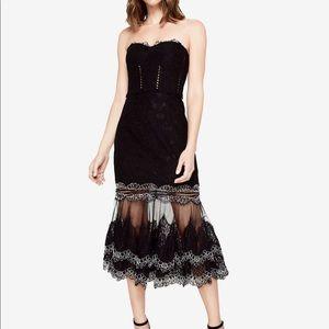 Jonathan Simkhai Lace Bustier Dress size 4 NEW